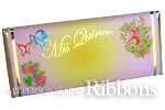 Personalized Wrappers PW  #63 - Personalized Chocolate Wrappers