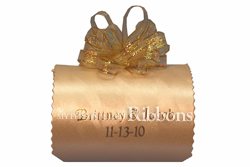 Personalized Baguette Favor Box - Personalized Favor Boxes
